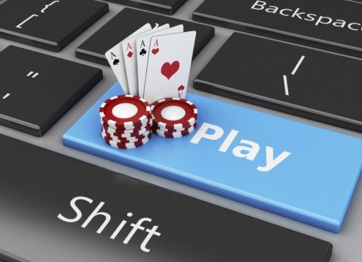 Uncovering Online Poker Space Games