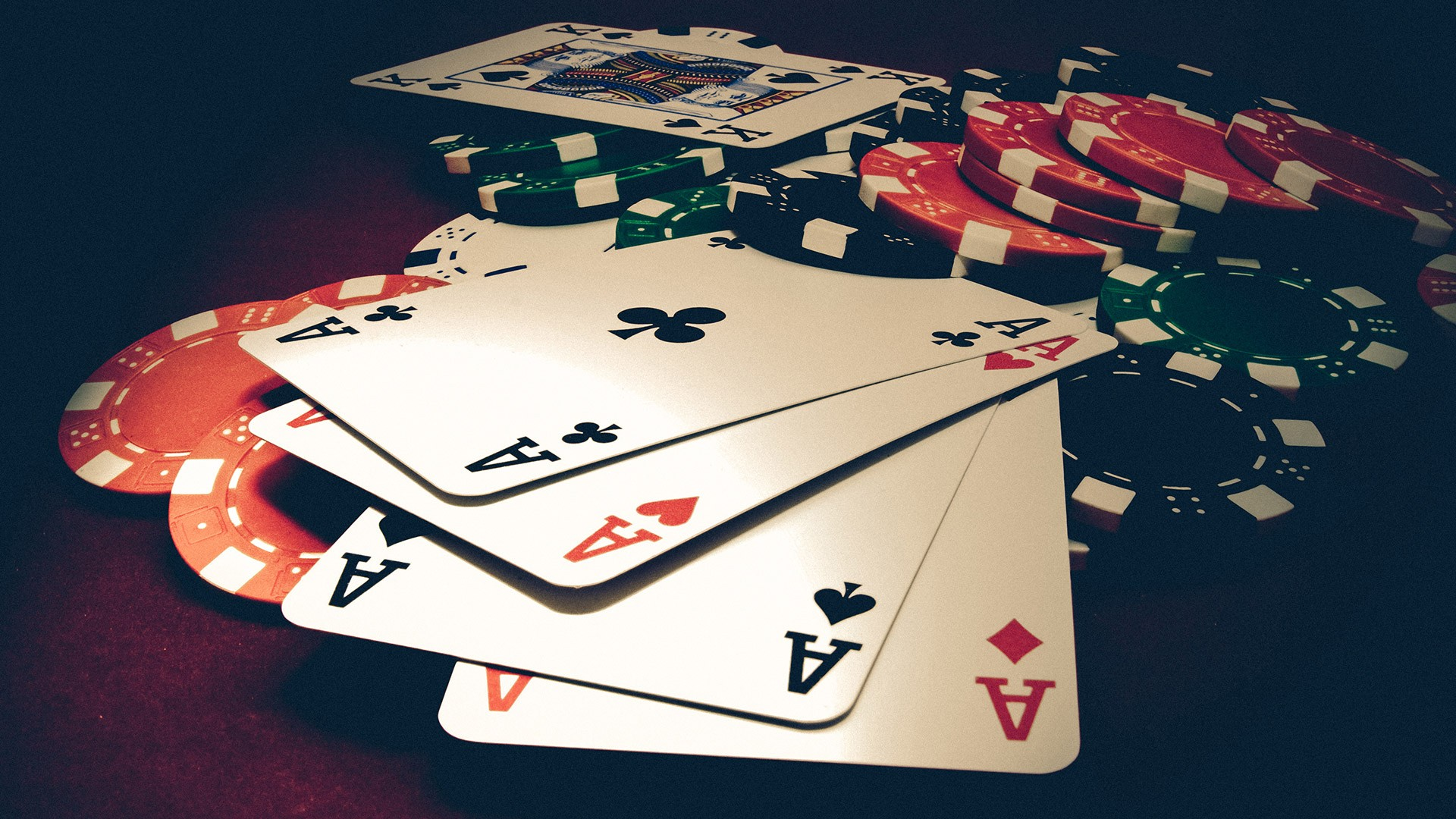 How One Can Stop Poker In 5 Days