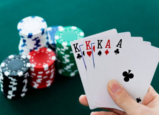 Five Finest Practices For Online Gambling