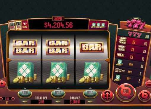 5 Simple Truth About Online Casino Slot Explained