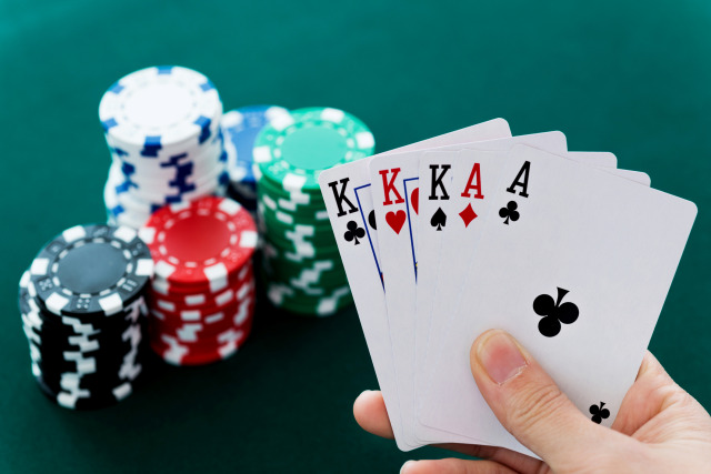 Become a professional gambler with the help of reliable casino site