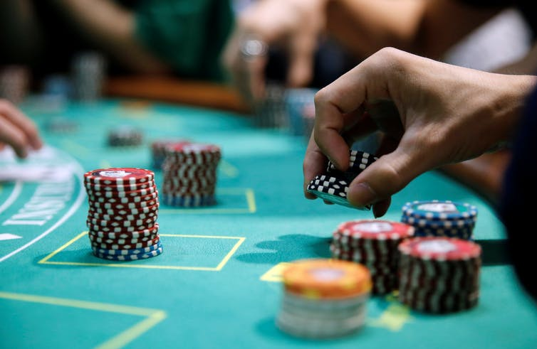 Play your favourite casino games at the reputable casino platform